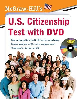 McGraw-Hill's U.S. Citizenship Test By Hilgeman, Karen/ Roderman, Winifred Ho/ Sherman, Kristin/ Cooper, Jennifer Wilson