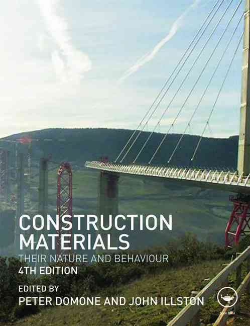 Construction Materials By Illston, John (EDT)/ Domone, Peter (EDT)